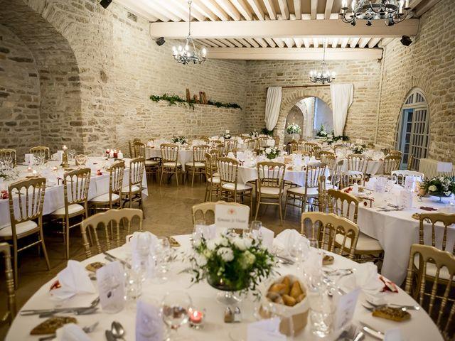 Le mariage de Louie et Nathalie à Chassagne-Montrachet, Côte d'Or 24