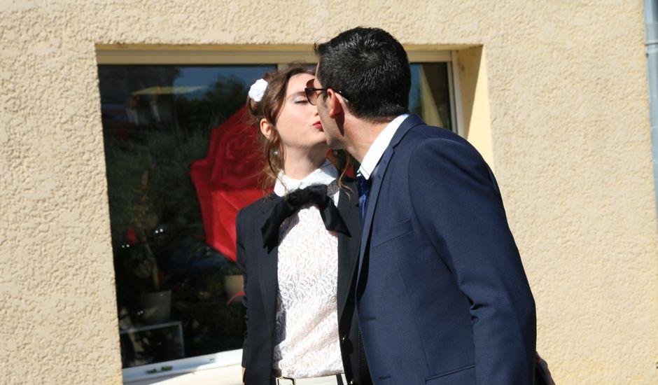 Le mariage de Thibaut et Sophie à Rousson, Gard