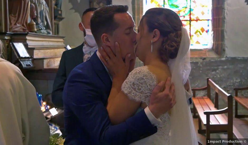 Le mariage de Guillaume et Marine à Guidel, Morbihan