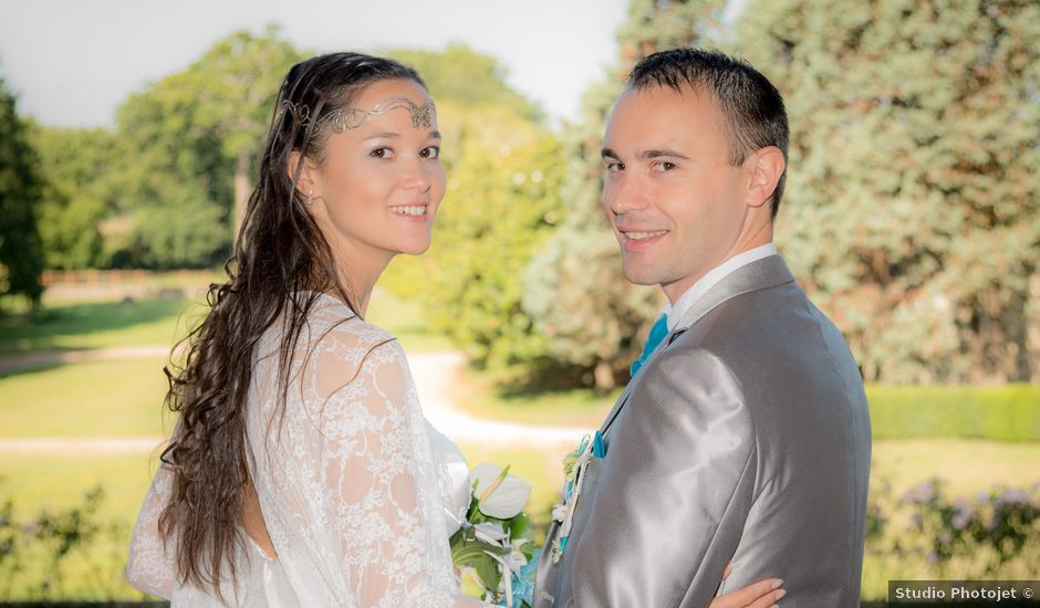 Le mariage de Aymeric et Amandine à Ligné, Loire Atlantique