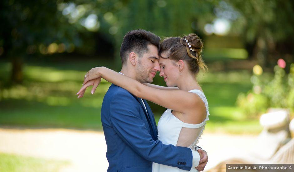 Le mariage de Clément et Marjorie à Poisson, Saône et Loire