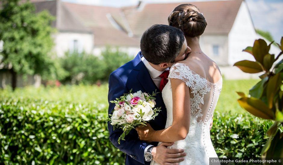 Le mariage de Louie et Nathalie à Chassagne-Montrachet, Côte d'Or