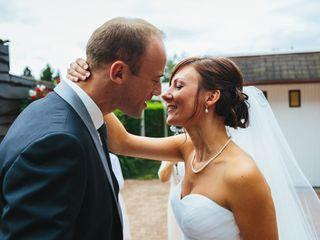 Le mariage de Agathe et Frédéric