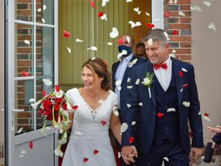Le mariage de Déborah  et Éric