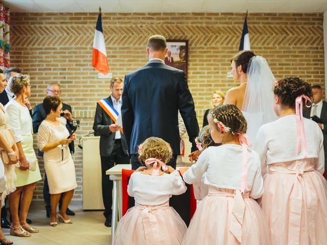 Le mariage de Frédéric et Agathe à Witternesse, Pas-de-Calais 11