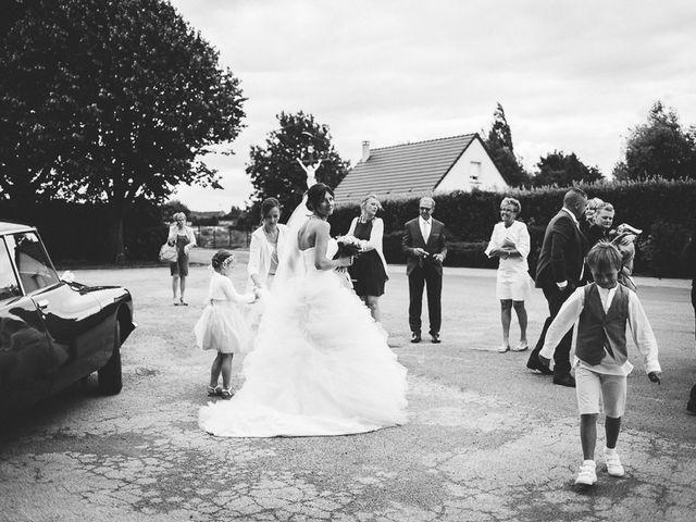 Le mariage de Frédéric et Agathe à Witternesse, Pas-de-Calais 15