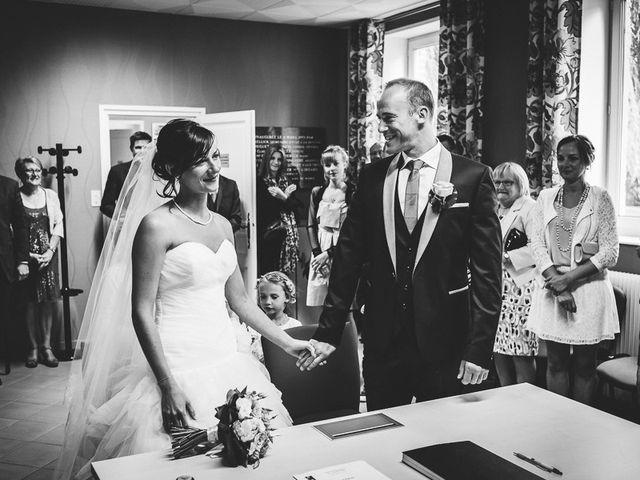 Le mariage de Frédéric et Agathe à Witternesse, Pas-de-Calais 17