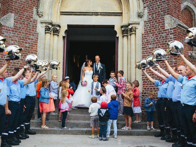 Le mariage de Frédéric et Agathe à Witternesse, Pas-de-Calais 18