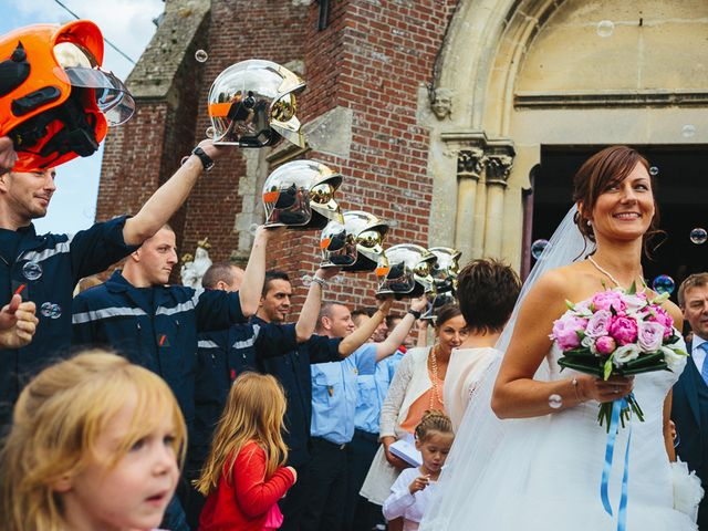Le mariage de Frédéric et Agathe à Witternesse, Pas-de-Calais 20