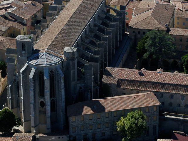 Le mariage de Romain et Audrey à Saint-Maximin-la-Sainte-Baume, Var 11