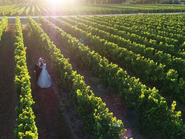 Le mariage de Romain et Audrey à Saint-Maximin-la-Sainte-Baume, Var 22
