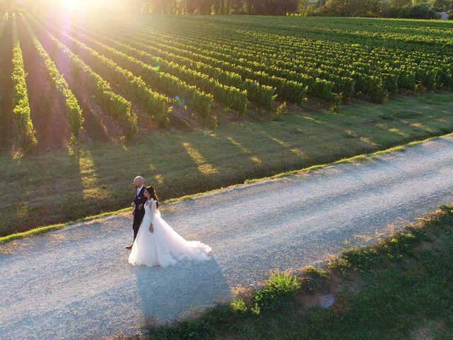 Le mariage de Romain et Audrey à Saint-Maximin-la-Sainte-Baume, Var 2