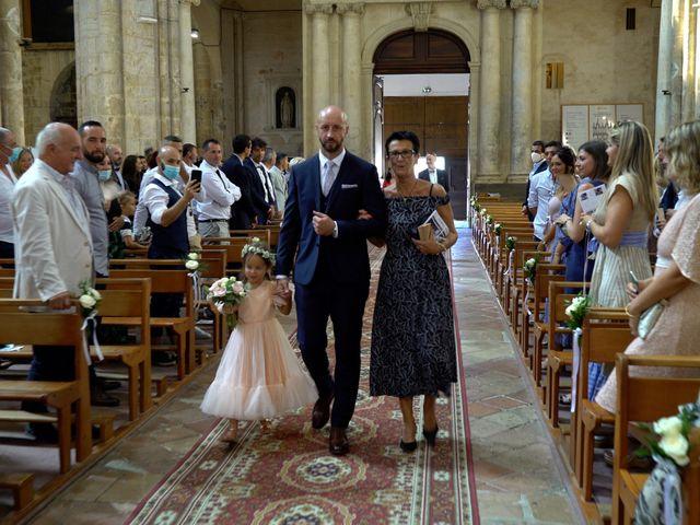 Le mariage de Romain et Audrey à Saint-Maximin-la-Sainte-Baume, Var 34