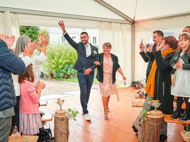 Le mariage de Geoffrey et Xavier à Pont-sur-Yonne, Yonne 53