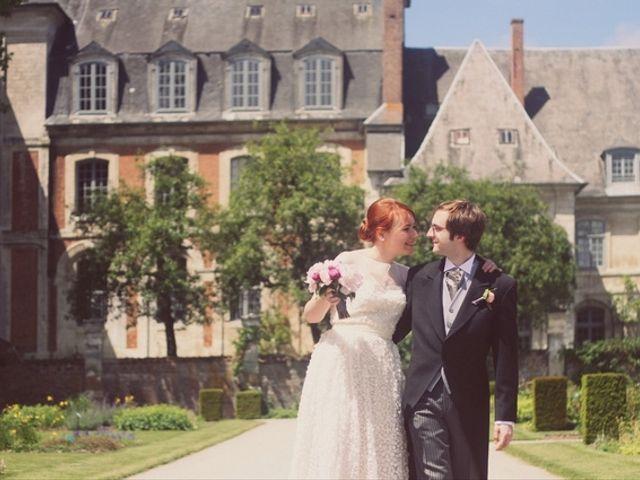 Le mariage de Gaëtan et Priscilla à Argoules, Somme 7
