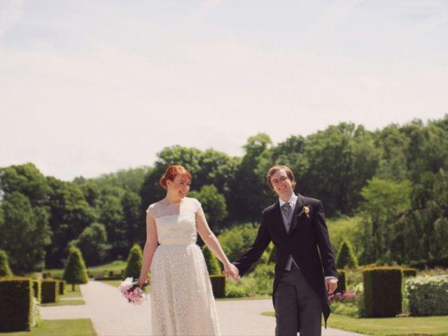 Le mariage de Gaëtan et Priscilla à Argoules, Somme 9