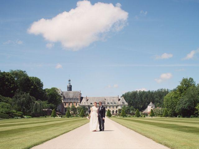 Le mariage de Gaëtan et Priscilla à Argoules, Somme 11