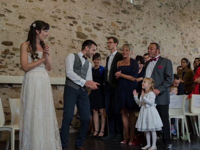 Le mariage de Lenaïc et Julie à Frossay, Loire Atlantique 16
