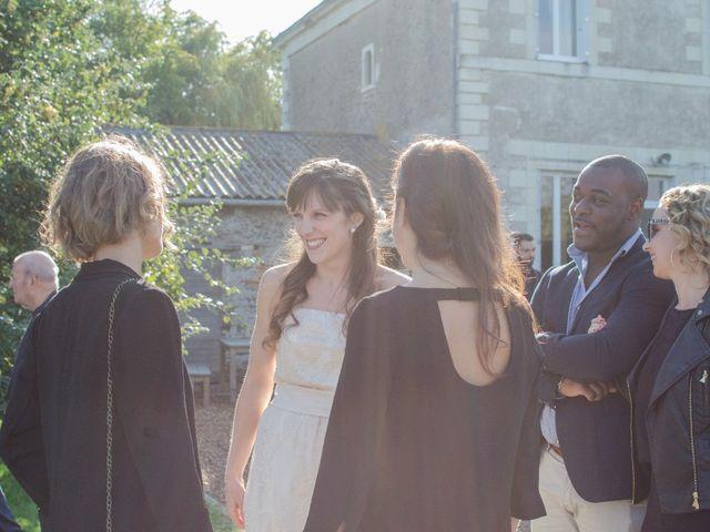 Le mariage de Lenaïc et Julie à Frossay, Loire Atlantique 35