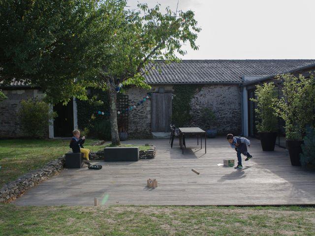 Le mariage de Lenaïc et Julie à Frossay, Loire Atlantique 40