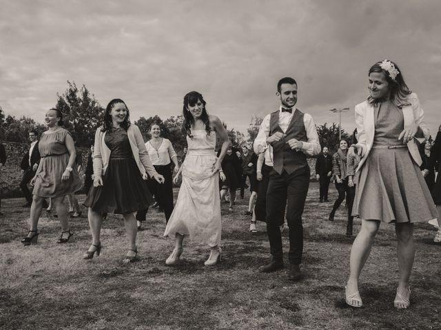 Le mariage de Lenaïc et Julie à Frossay, Loire Atlantique 47