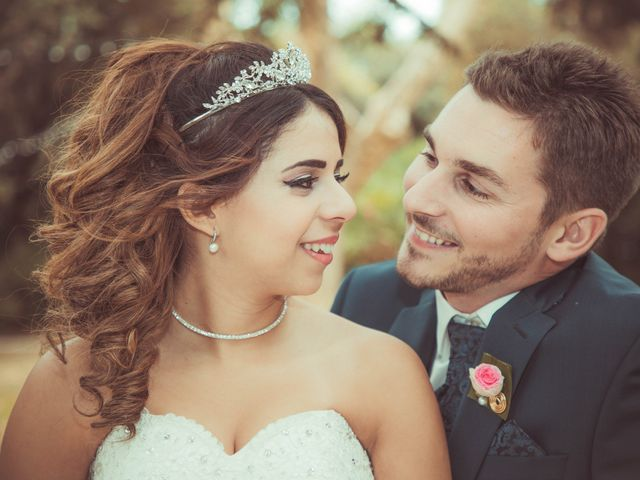 Le mariage de Aïcha et Maxime