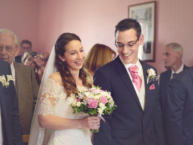 Le mariage de Jérémy et Laura à Douai, Nord 1
