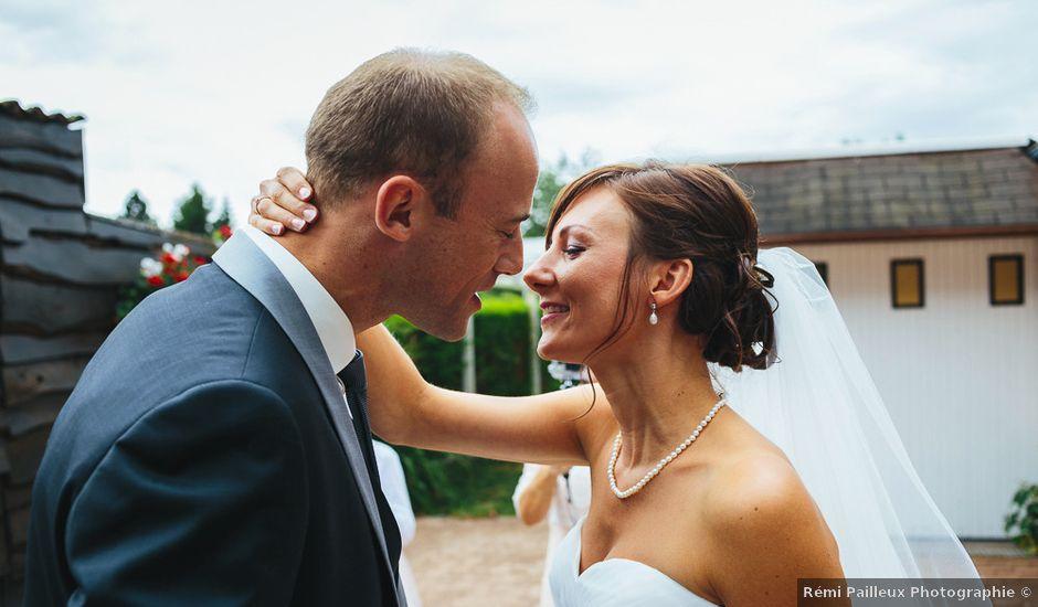 Le mariage de Frédéric et Agathe à Witternesse, Pas-de-Calais