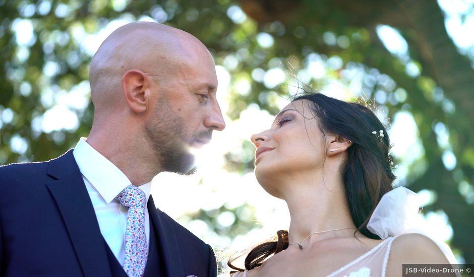 Le mariage de Romain et Audrey à Saint-Maximin-la-Sainte-Baume, Var