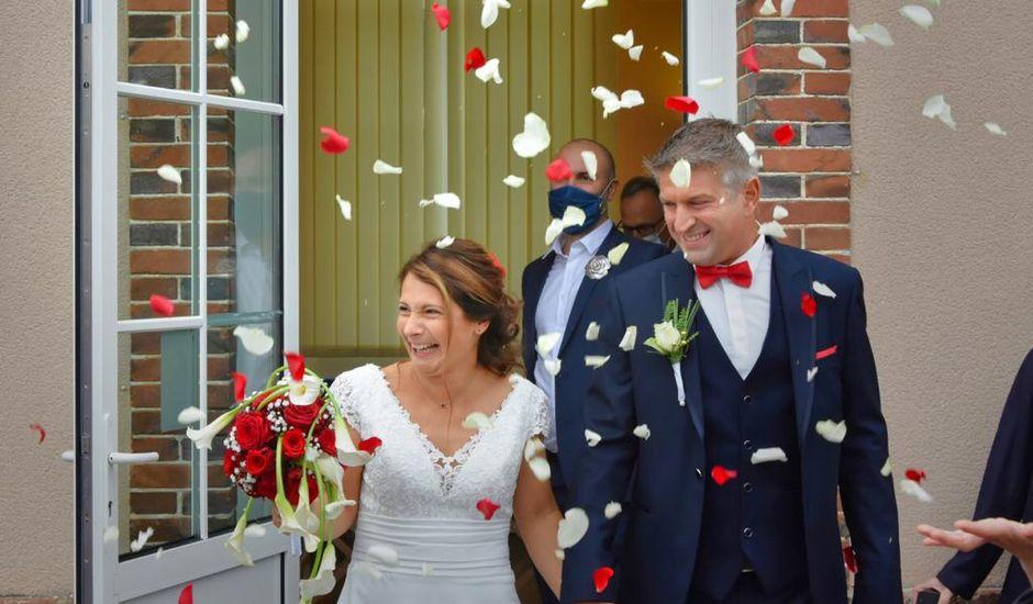 Le mariage de Éric et Déborah  à Thivars, Eure-et-Loir