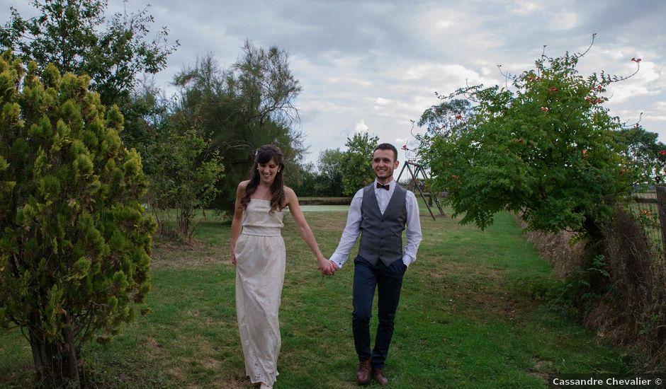 Le mariage de Lenaïc et Julie à Frossay, Loire Atlantique