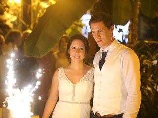 Le mariage de Marjorie et Benjamin 1