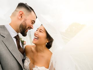 Le mariage de Nadia et David