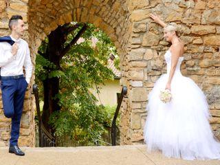Le mariage de Estelle et Jean-Christophe