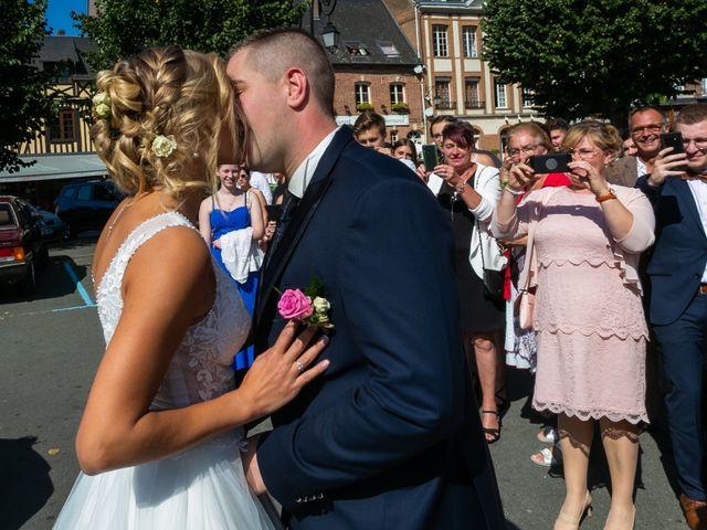 Le mariage de Thomas  et Caroline  à Saint-Saëns, Seine-Maritime 8