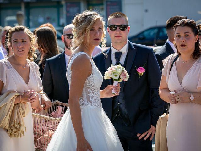 Le mariage de Thomas  et Caroline  à Saint-Saëns, Seine-Maritime 9