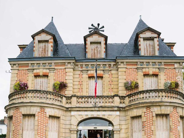 Le mariage de Ludovic et Aurélie à Yerres, Essonne 3