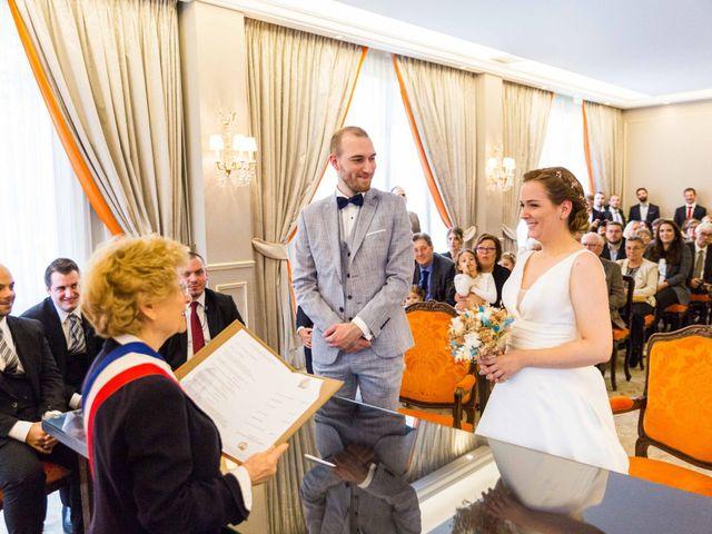 Le mariage de Ludovic et Aurélie à Yerres, Essonne 7