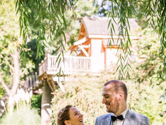 Le mariage de Ludovic et Aurélie à Yerres, Essonne 10