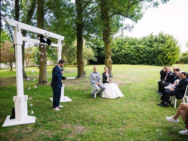 Le mariage de Ludovic et Aurélie à Yerres, Essonne 35