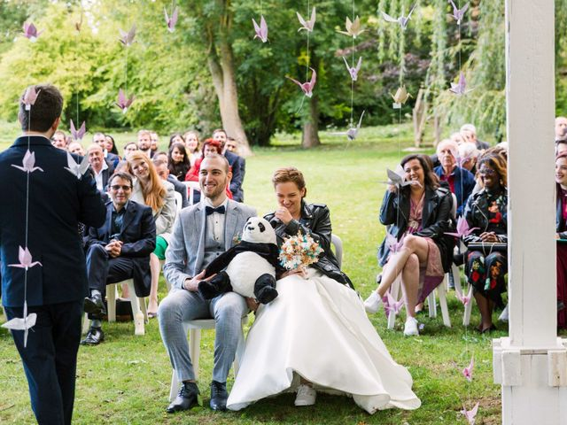 Le mariage de Ludovic et Aurélie à Yerres, Essonne 41