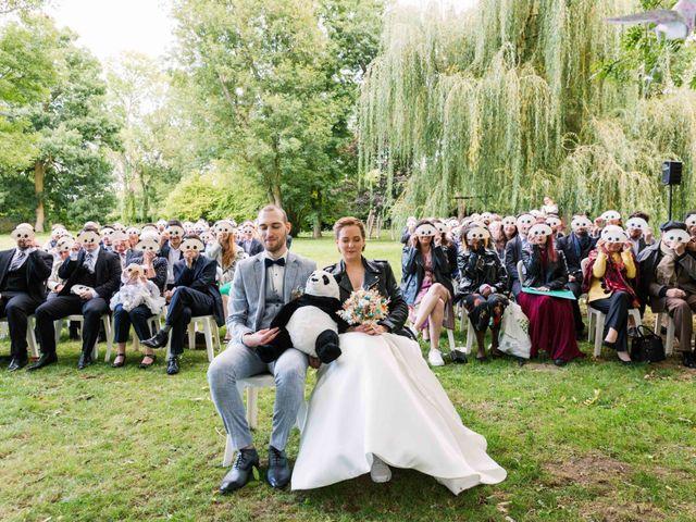 Le mariage de Ludovic et Aurélie à Yerres, Essonne 43