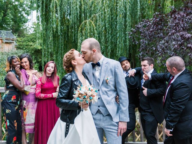 Le mariage de Ludovic et Aurélie à Yerres, Essonne 51