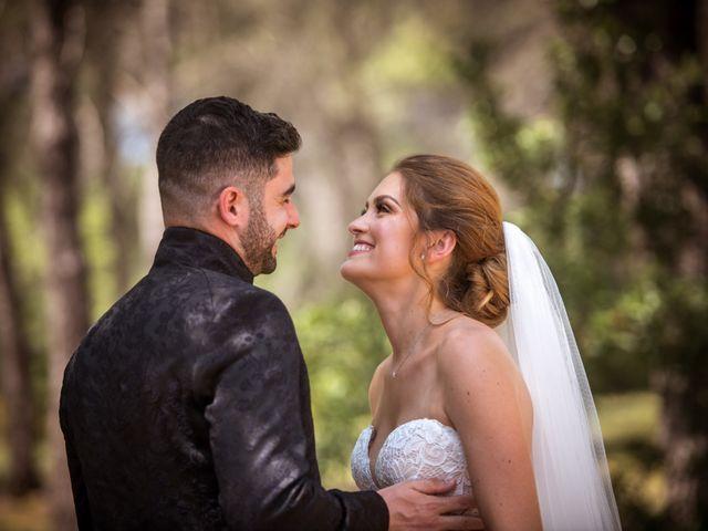 Le mariage de Sébastien  et Maeva à Trets, Bouches-du-Rhône 34