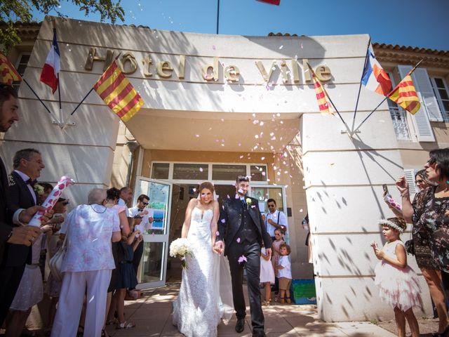 Le mariage de Sébastien  et Maeva à Trets, Bouches-du-Rhône 37