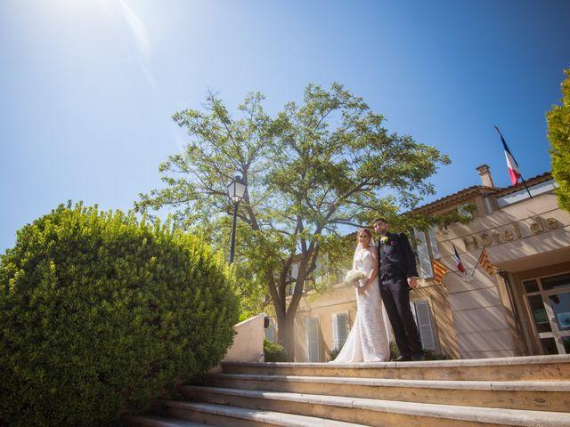 Le mariage de Sébastien  et Maeva à Trets, Bouches-du-Rhône 38