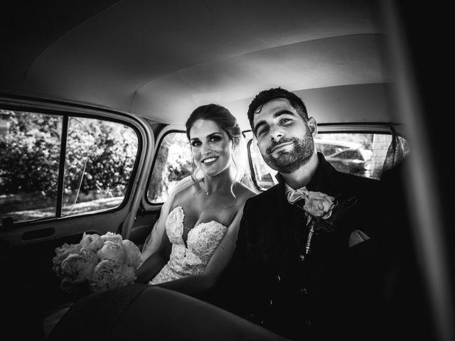 Le mariage de Sébastien  et Maeva à Trets, Bouches-du-Rhône 39