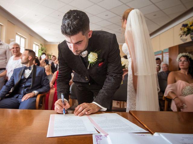 Le mariage de Sébastien  et Maeva à Trets, Bouches-du-Rhône 40