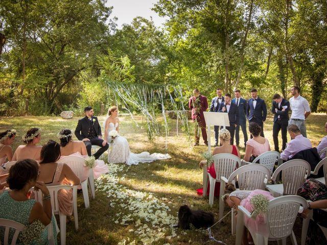 Le mariage de Sébastien  et Maeva à Trets, Bouches-du-Rhône 42