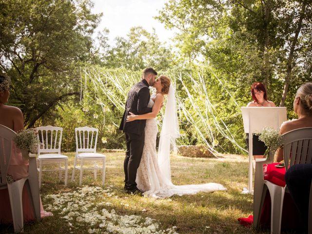 Le mariage de Sébastien  et Maeva à Trets, Bouches-du-Rhône 44